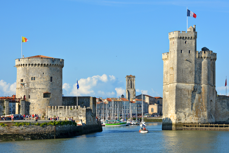 TY French and Rugby in La Rochelle
