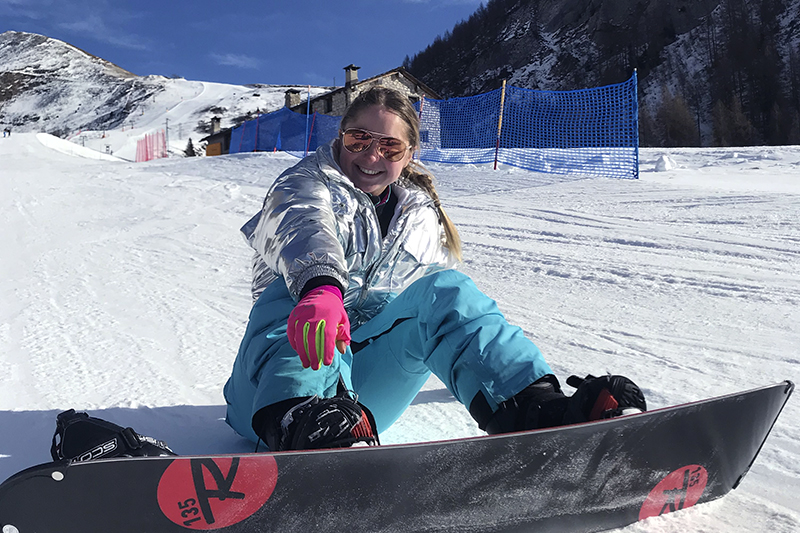 Transition Year German and Ski in Lindenberg